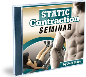 Static Contraction Weight Lifting Workout
