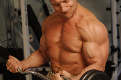 There's Only One Way to Build Muscle Fast