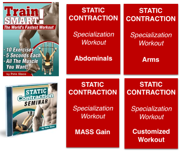 Static Contraction Workouts