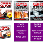 Power Factor Workouts