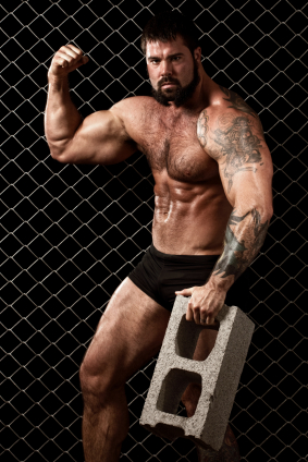 The Cinder Block Workout is Literally Unbelievable