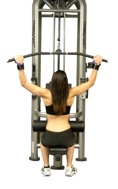 Tips for More Intense Lat Pulldowns