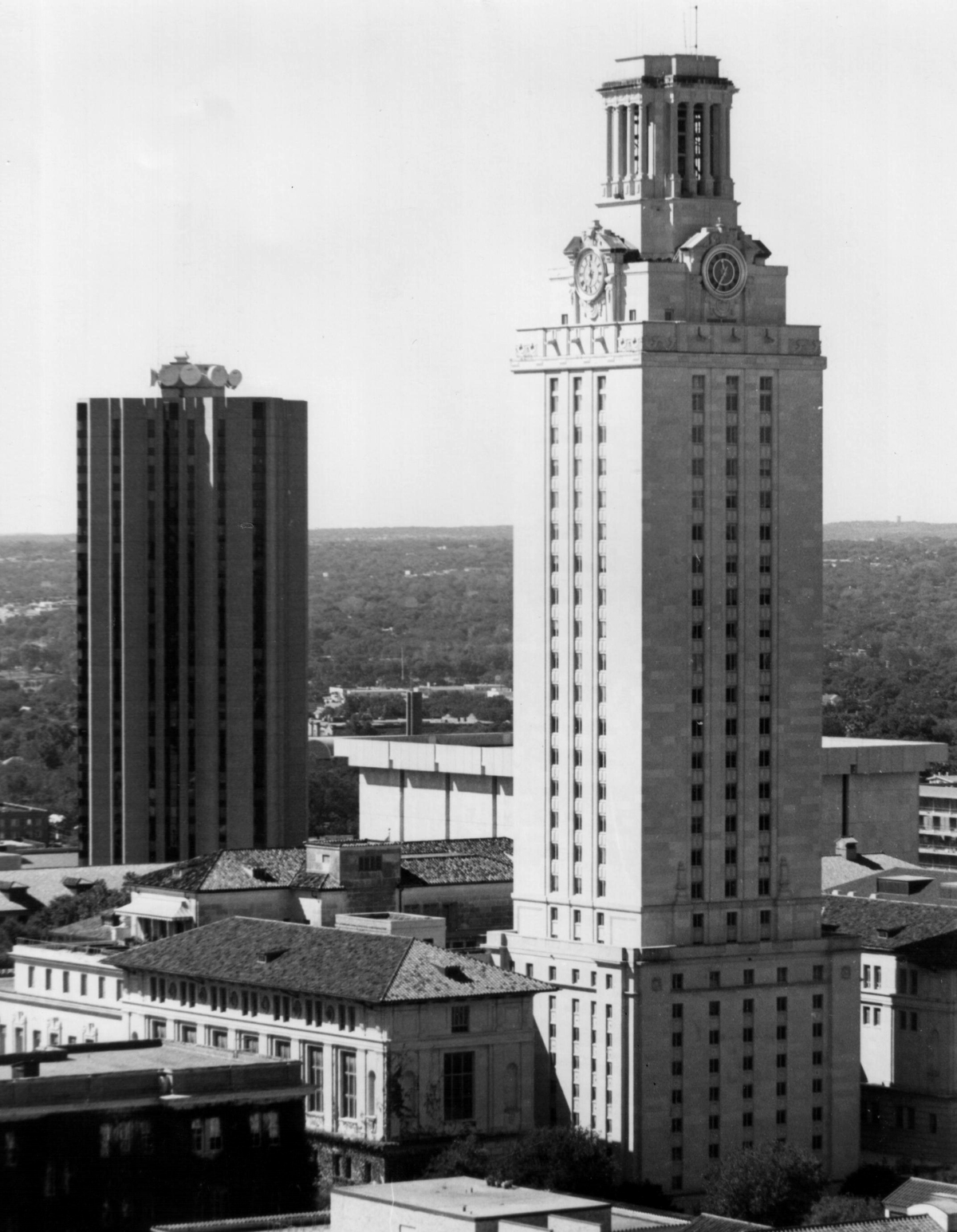Static Contraction and the Texas Tower Sniper